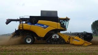 getlinkyoutube.com-New Holland CR8080 (démo)
