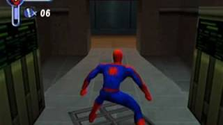 getlinkyoutube.com-Spider-Man Game Sample - Dreamcast