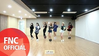 getlinkyoutube.com-AOA - Excuse Me 안무영상(Dance Practice) Full Ver.