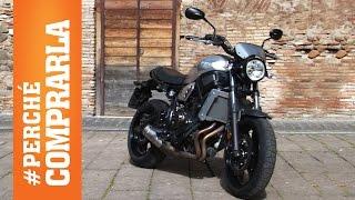 getlinkyoutube.com-Yamaha XSR700   Perché comprarla... e perché no