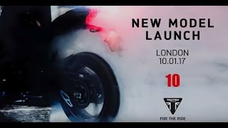 getlinkyoutube.com-Introducing the New 2017 Street Triple – A revolution has begun…and the are no limits