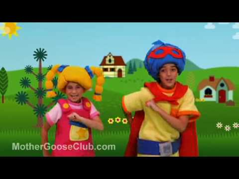 Rig A Jig Jig sd - Mother Goose Club Nursery Rhymes
