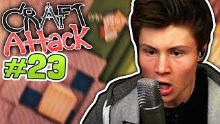 getlinkyoutube.com-TÖDLICHER SPRUNG: ICH WERDE VERARSCHT!! | Minecraft CRAFT ATTACK #23 | Dner