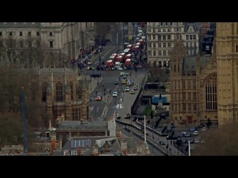 Police: Firearm incident near UK Parliament
