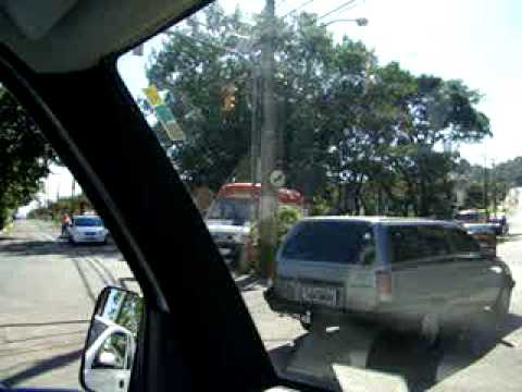 Acidente com moto e carro em Novo Hamburgo - 20.04.2011 015.mpg
