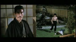 Bruce Lee Fist of Fury Final Fight Scene (精武门)