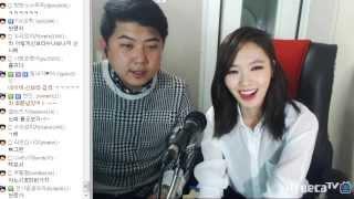 getlinkyoutube.com-[1] 개가수 신보라와 실내 라이브 합동방송!! - KoonTV