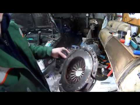 Ремонт КПП + замена сцепления FIAT Croma (ФИАТ Крома)