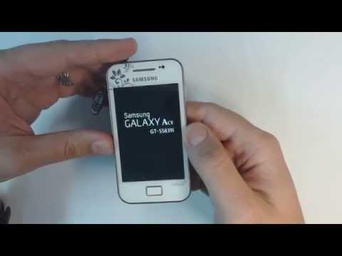 Как сделать сброс настроек на самсунге галакси асе 2