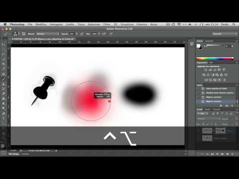 Tutorial Photoshop CS6 in italiano - Livelli e Maschere di livello parte 2