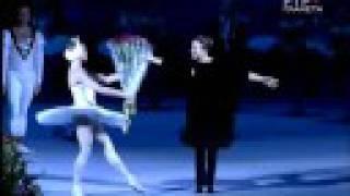 getlinkyoutube.com-Maya Plisetskaya - 80 years celebration 1(3)