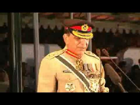 COAS Address on the Occasion of Azadi Parade 2012 at PMA Kakul