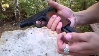 getlinkyoutube.com-Сигнальный пистолет Макарова MP 371