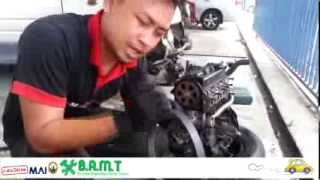 getlinkyoutube.com-#fit2drive How to check timing belt condition & replace it
