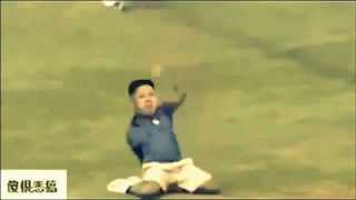 getlinkyoutube.com-North Korea Kim Jong Un Dancing Video