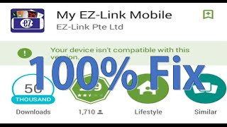 getlinkyoutube.com-[100%] How to fix your device isn't compatible with this version android