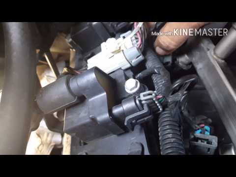 How to install knock sensors on a Chevy 99 - 06