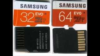 getlinkyoutube.com-How to identify fake Samsung Evo micro SD card