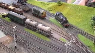 getlinkyoutube.com-Model Railways Plus 2016 - Tinkers Park
