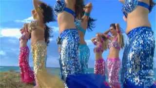 getlinkyoutube.com-Belly Dance Mermaids