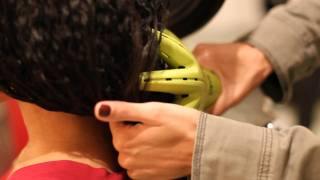 getlinkyoutube.com-Tasha's Big Chop - Devachan Hair Salon