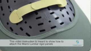 Miami Lumbar: Panel-to-Belt Attachment