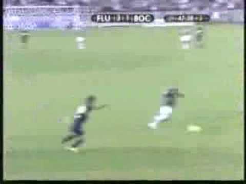 Fluminense 3x1 Boca Juniors - Copa Libertadores - Maracana