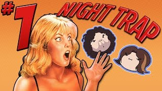 getlinkyoutube.com-Night Trap: Watch Out Behind You - PART 1 - Game Grumps