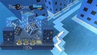 Dancing Line   The Storm (Blues Remix)