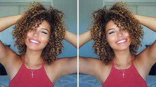 How to Refresh 3b/3c Curls | Ashley Bloomfield