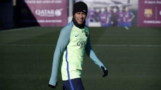 getlinkyoutube.com-FC Barcelona: Preparations begin for Anoeta