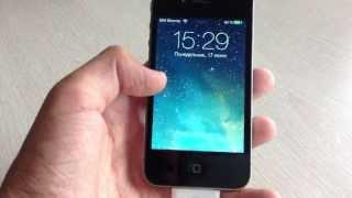 getlinkyoutube.com-iOS 7 на iPhone 4