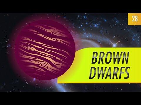Brown Dwarfs: Crash Course Astronomy #28