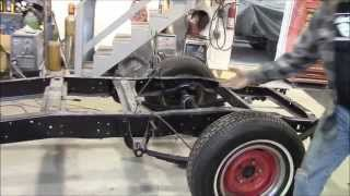 How to install an axle flip kit in a '66 Ford F100 Pickup
