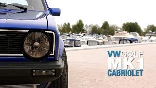 getlinkyoutube.com-VW MK1 Golf Cabrio 1.8 Turbo