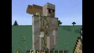 getlinkyoutube.com-Minecraft- Tutorial 5 como fazer monstros no minecraft