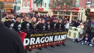 getlinkyoutube.com-Round Rock Dragon Band - Disneyland