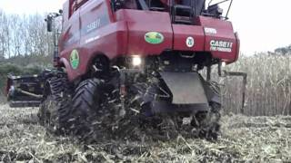 getlinkyoutube.com-Soucy Track ST1000 Case 9120 combine.WMV