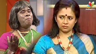 getlinkyoutube.com-Lakshmi Ramakrishnan files defamation suit against Vijay TV | Ennama Ippadi Panreengalema