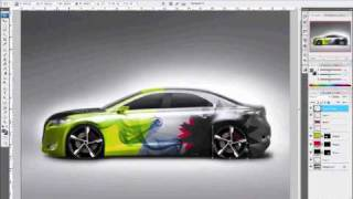 getlinkyoutube.com-Photoshop Virtual Tuning Suzuki