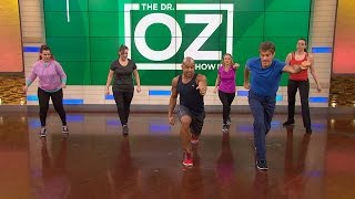Shaun T's 5-Minute Butt-Blasting Workout