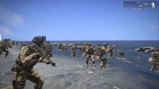 getlinkyoutube.com-EPIC ARMA- Boat Evacuation