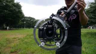 getlinkyoutube.com-The Prototype Customized STEADICAM PILOT   like the MK V AR