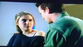 getlinkyoutube.com-Red Band Society-1x08 Kara and Hunter First Kiss