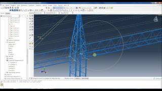 getlinkyoutube.com-Abaqus : Tower Crane Design