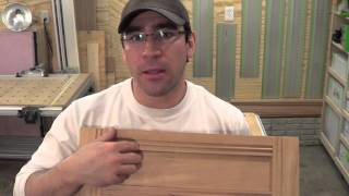getlinkyoutube.com-Building Kitchen Cabinets part 17.  Assembling the doors and drawer fronts