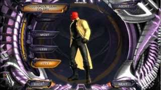DC Universe Online Red Hood character creation(HD)