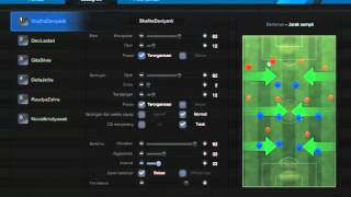 getlinkyoutube.com-Formasi & Strategy 2-3-5 Mode Manager (Fifa Online 3 Indonesia )