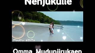 WhatsApp status-love song   Nenjukulle   Kadal width=