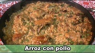 getlinkyoutube.com-La cocina de Fela: Arroz con pollo